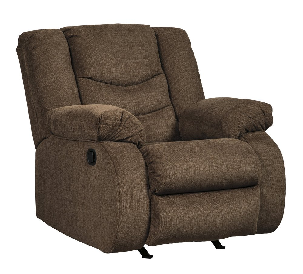 Signature Design by Ashley 9860525 The Tulen Recliner Chocolate