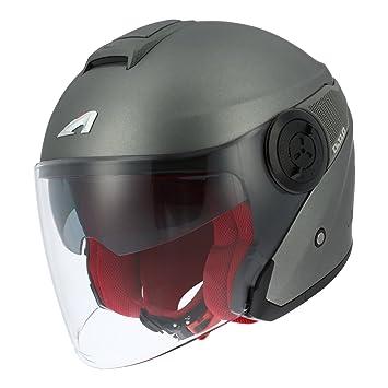 Astone Helmets - Casco de moto Jet DJ 10 DJ10-2M-PWBXXL