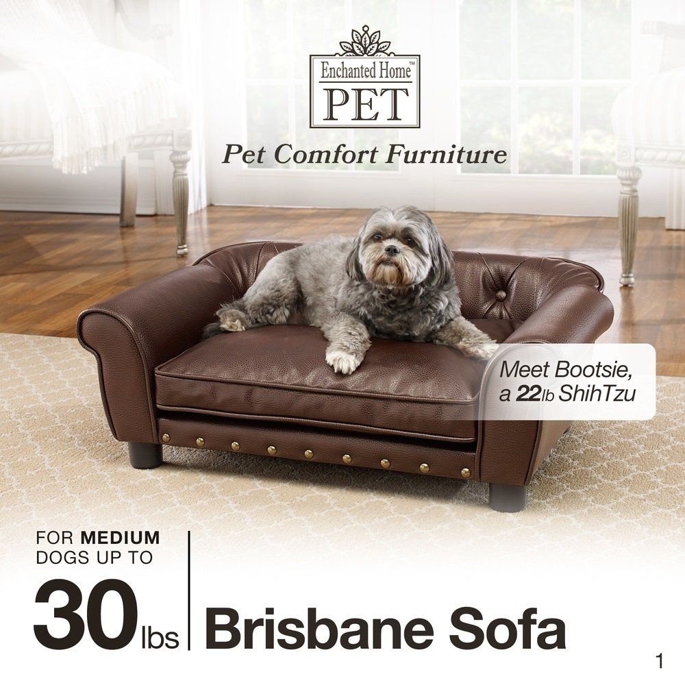 Amazon.com: Cama mullida para mascotas Brisbane Enchanted ...