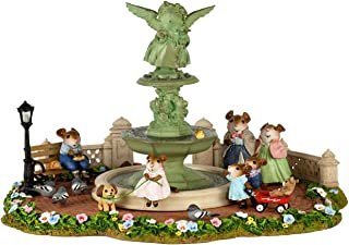 product image for Wee Forest Folk M-2017 Young Annette in Central Park (New! Limited to 350)