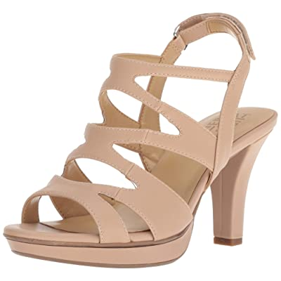 Naturalizer Women's Dianna Strappy Heeled Sandal | Sandals