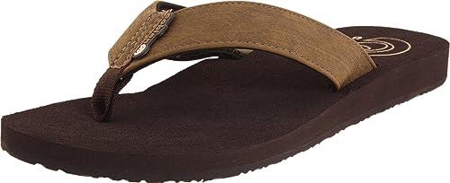 a903806b34d5 cobian Men s Floater Flip-Flop  Amazon.co.uk  Shoes   Bags