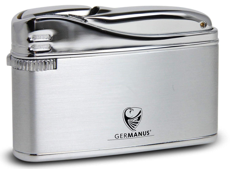 GERMANUS Sigaretta Accendino, argento