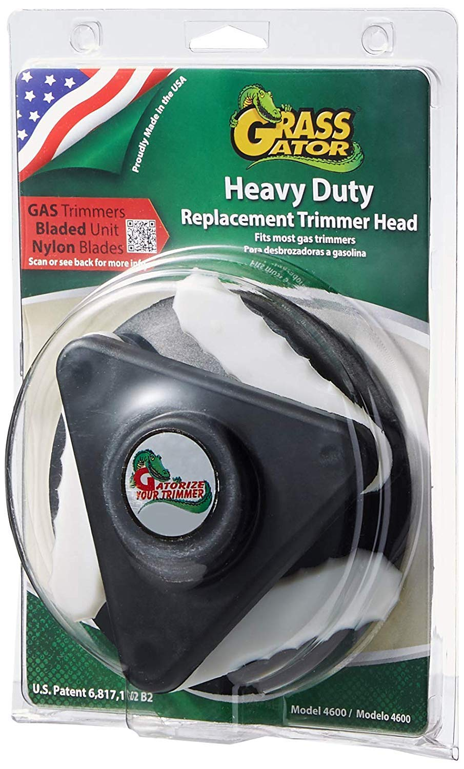 Amazon.com: Grass Gator 4600 Weed II Heavy Duty Replacement ...