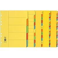 Marbig 10 Tab Bright Dividers