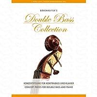 Double Bass Collection - arrangiert für Kontrabass - Klavier [Noten/Sheetmusic]