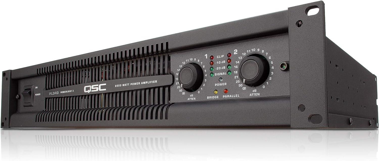 QSC PL380 Powerlight 3 Series Power Amplifier
