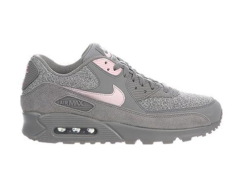 info for 4e437 bc24a Nike Air MAX 90 Leather - Zapatillas de Running, Hombre: Amazon.es: Zapatos  y complementos