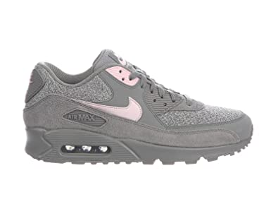 separation shoes d80b0 a0cda NIKE Men's Air Max 90 Dust/Arctic Pink/Sail Leather Casual Shoes 12 D(M) US