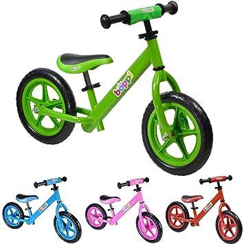 boppi® Bicicleta sin Pedales de Metal para niños de 2-5 años ...