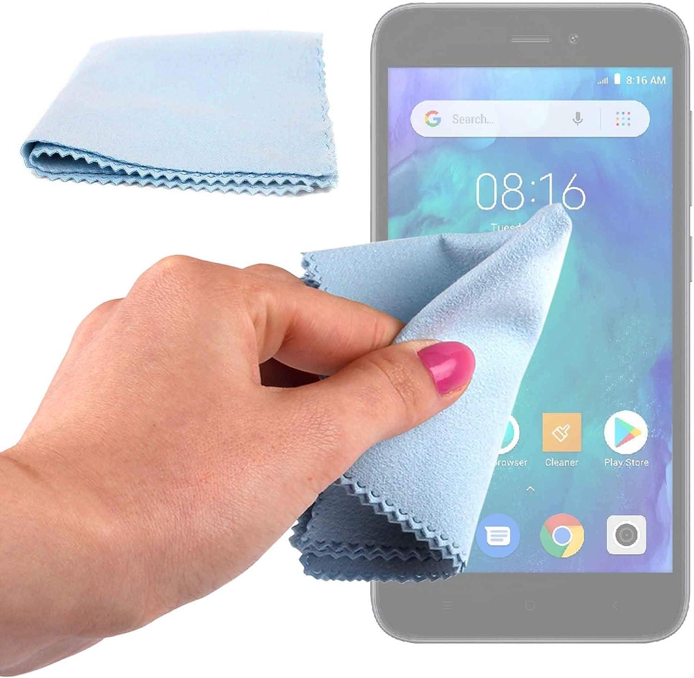DURAGADGET Gamuza Limpiadora para Smartphone VSMART Active 1 ...