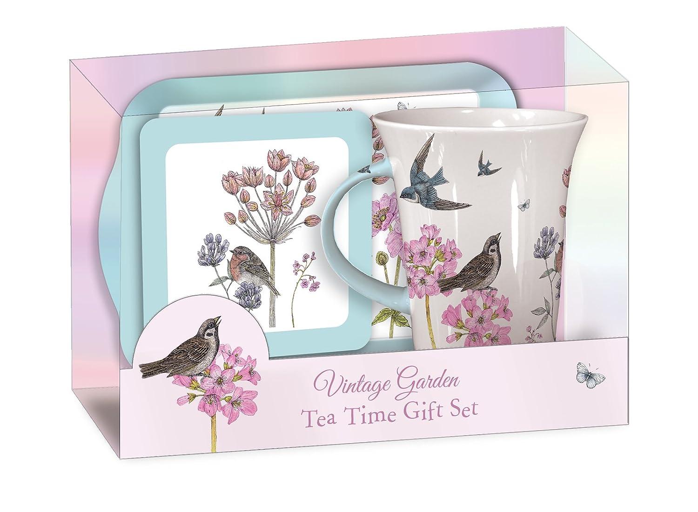 Teatime Gift Set - Vintage Garden Otter House