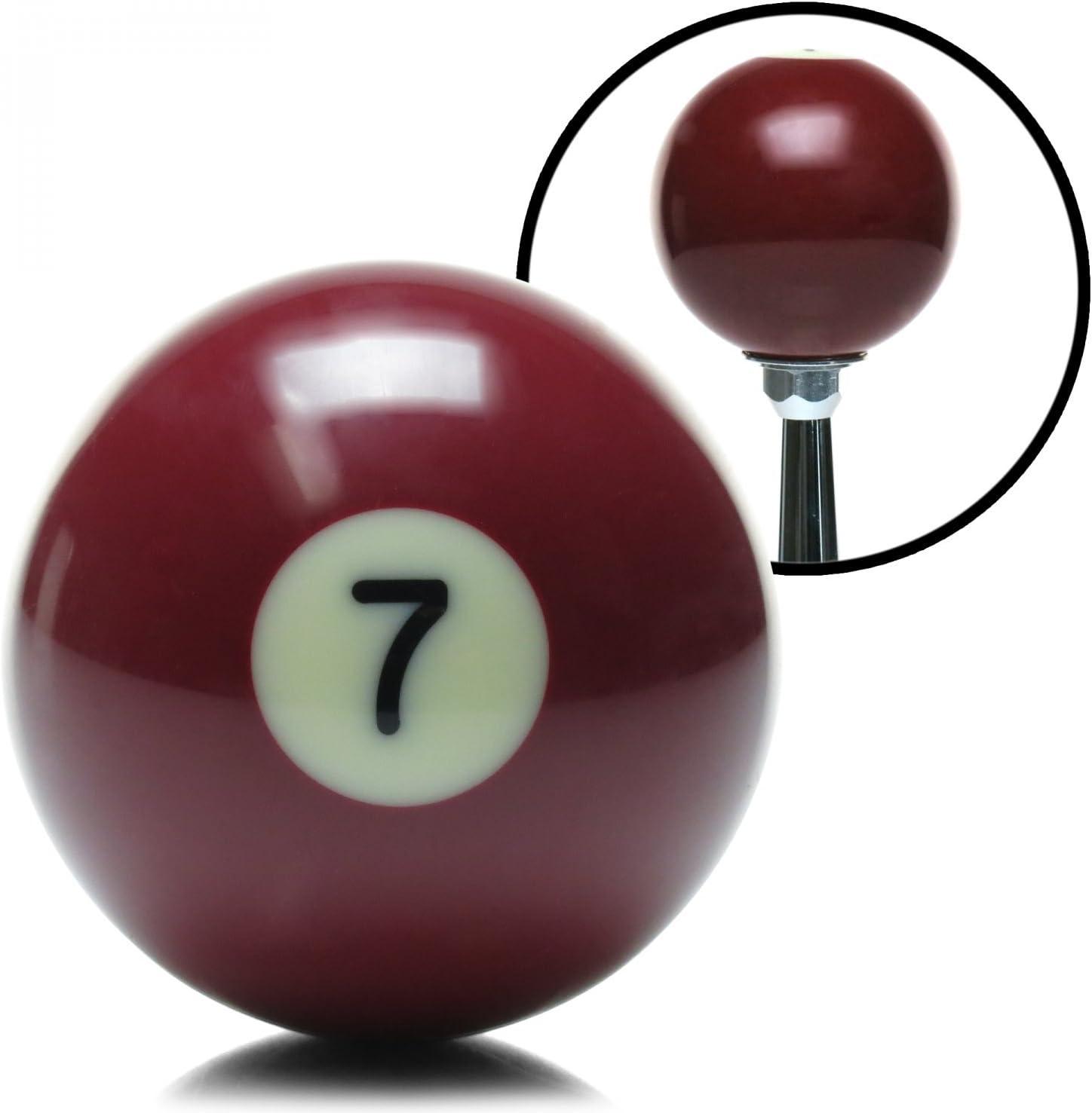 7 bolas de billar piscina Custom pomo de la palanca SBC modificado piezas Drag Race círculo pista: Amazon.es: Coche y moto