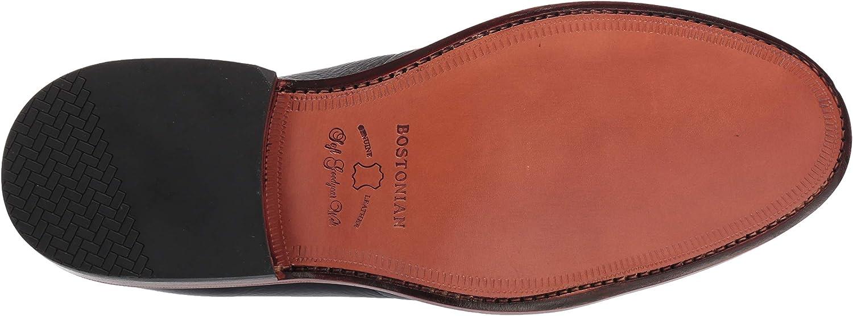 BOSTONIAN Herren No16 Soft Boot Stiefelette Schwarzes Leder 8zo7O