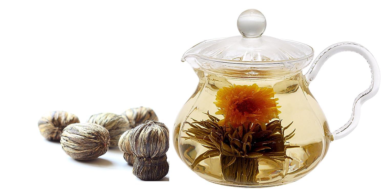Chinese flower tea - Chinese Flower Tea 45