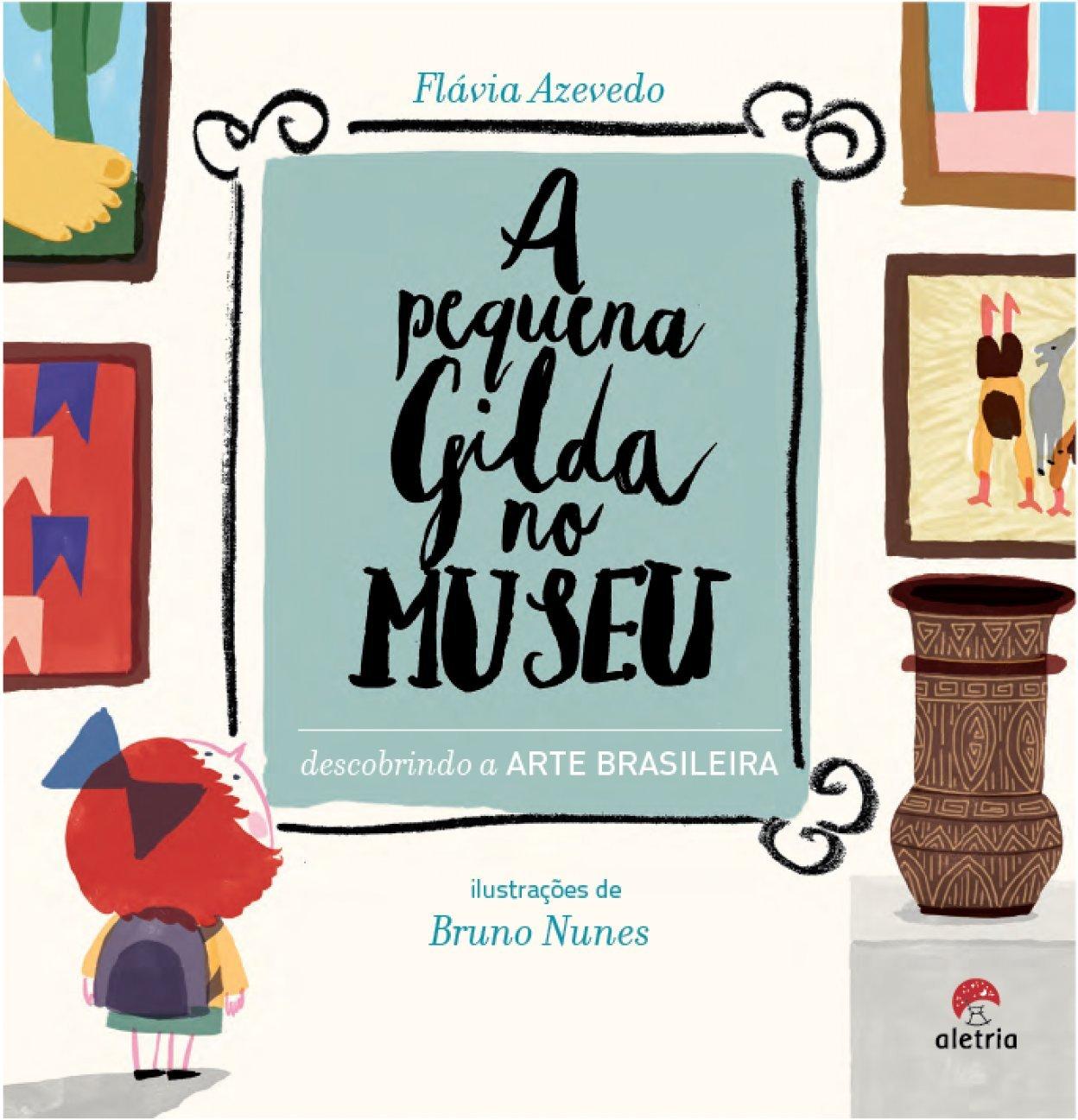 Download A pequena Gilda no museu (Em Portugues do Brasil) pdf