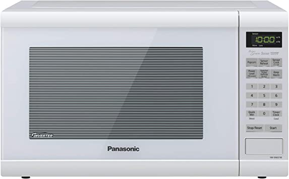 Amazon.com: Panasonic 1,2 cu. ft. Horno de microondas ...