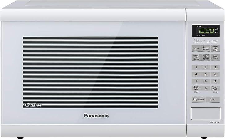 Amazon.com: Panasonic 1,2cu. ft. Horno de microondas ...