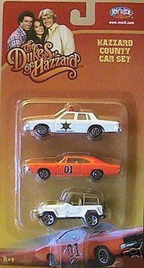 Amazon Rc2 The Dukes Of Hazzard 3 Car Set Toys Games