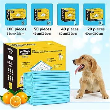 Perro Desechable Almohadillas de entrenamiento pipí Pañal, por Pequeña Medio Grande Mascota Perrito Producto Wee