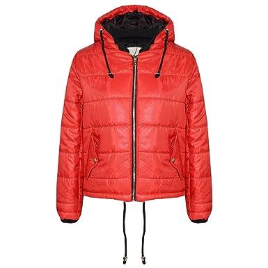 e5c5fd59760f Amazon.com  A2Z 4 Kids® Girls Jacket Kids Bella High Shine Red ...