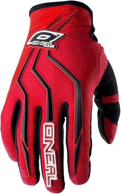 O Neal Element Kinder Handschuhe Mx Mtb Dh Motocross Enduro Offroad Quad Bmx Fr Rot Gr X L 7 Bekleidung