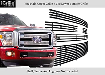WORKING TRUCK Fits 11-16 FORD F-250//F-350//F-450//F-550 XL//XLT//LARIAT//KING RANCH