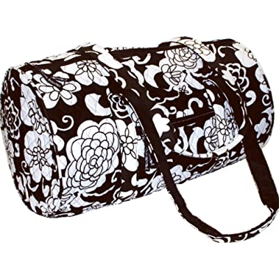 Quilted Nigh and Day Mini Duffle