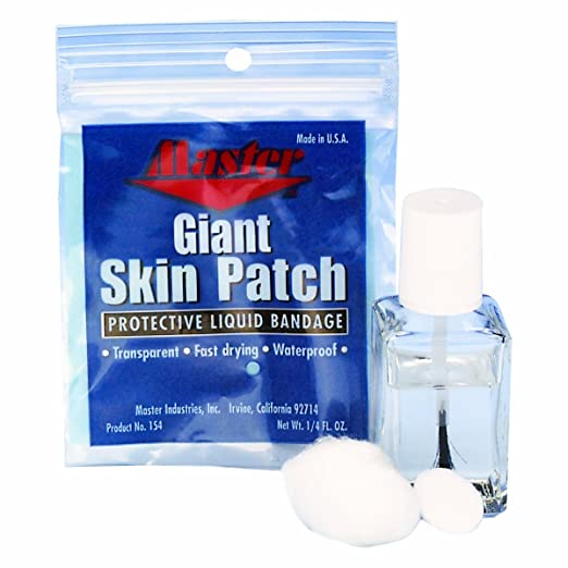 Master Industries Giant Skin Patch Liquid Bandage