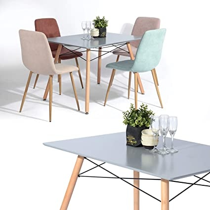 Amazon.com: HOMY CASA Dining Table Mid Century Modern Style ... on kitchen dining cabinets, kitchen dining home, kitchen backyard ideas, kitchen back porch ideas, kitchen breakfast room ideas, kitchen dining fireplace, family room room ideas, living room ideas, kitchen mud room ideas, kitchen dining garden, kitchen tv room ideas, kitchen staircase ideas, kitchen library ideas, kitchen breakfast counter ideas, kitchen dining interior design, kitchen wall space ideas, kitchen storage room ideas, kitchen rugs ideas, kitchen dining contemporary, kitchen under stairs ideas,
