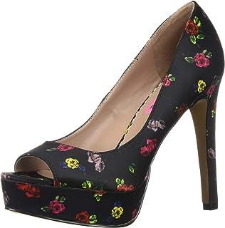 65c013beca59 Amazon.com | Jessica Simpson Women's Dalyn3 Slip On Platform Peep ...