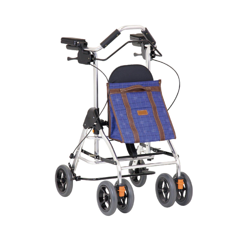 幸和製作所 馬蹄型歩行車 テイコブ リトルF ブルー WAW03 B013QQ6CVA