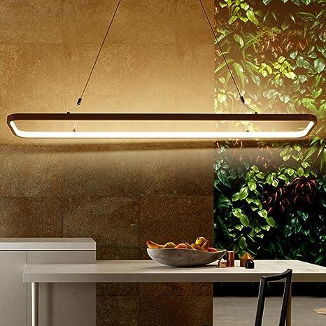 BL- New Creative modern LED pendant lights Kitchen acrylic+ ...