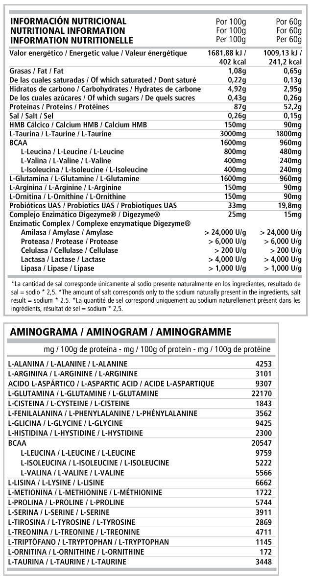 Hydrolean Protein 2Kg. Milk Chocolate