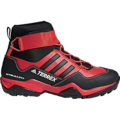 7f89078a235f5 adidas outdoor Terrex Hydro-Lace Water Shoe - Men's Hi-res Red/Black/Chalk  White, 10.0