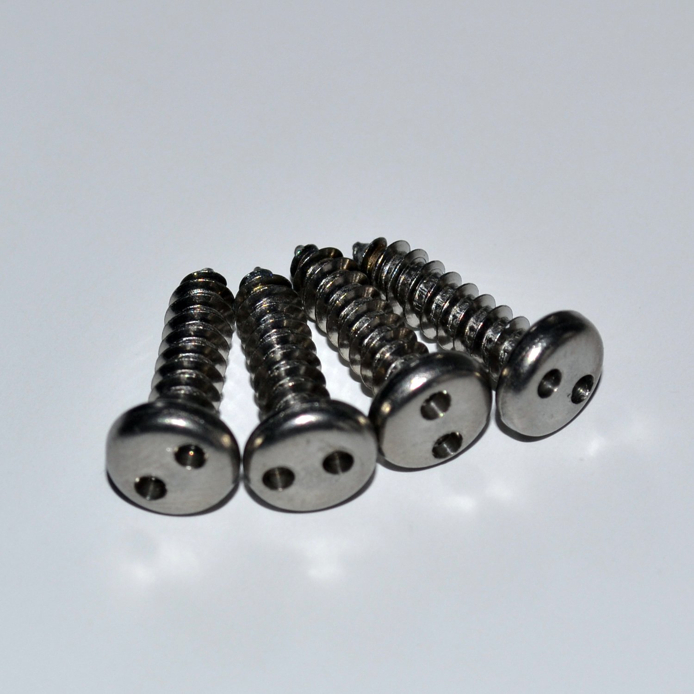 RNS 510 Diebstahlsicherung - Diebstahlschutz / Anti Thief Protection - Schrauben SET 1 *16mm Charmate® DBSTHL 365-3