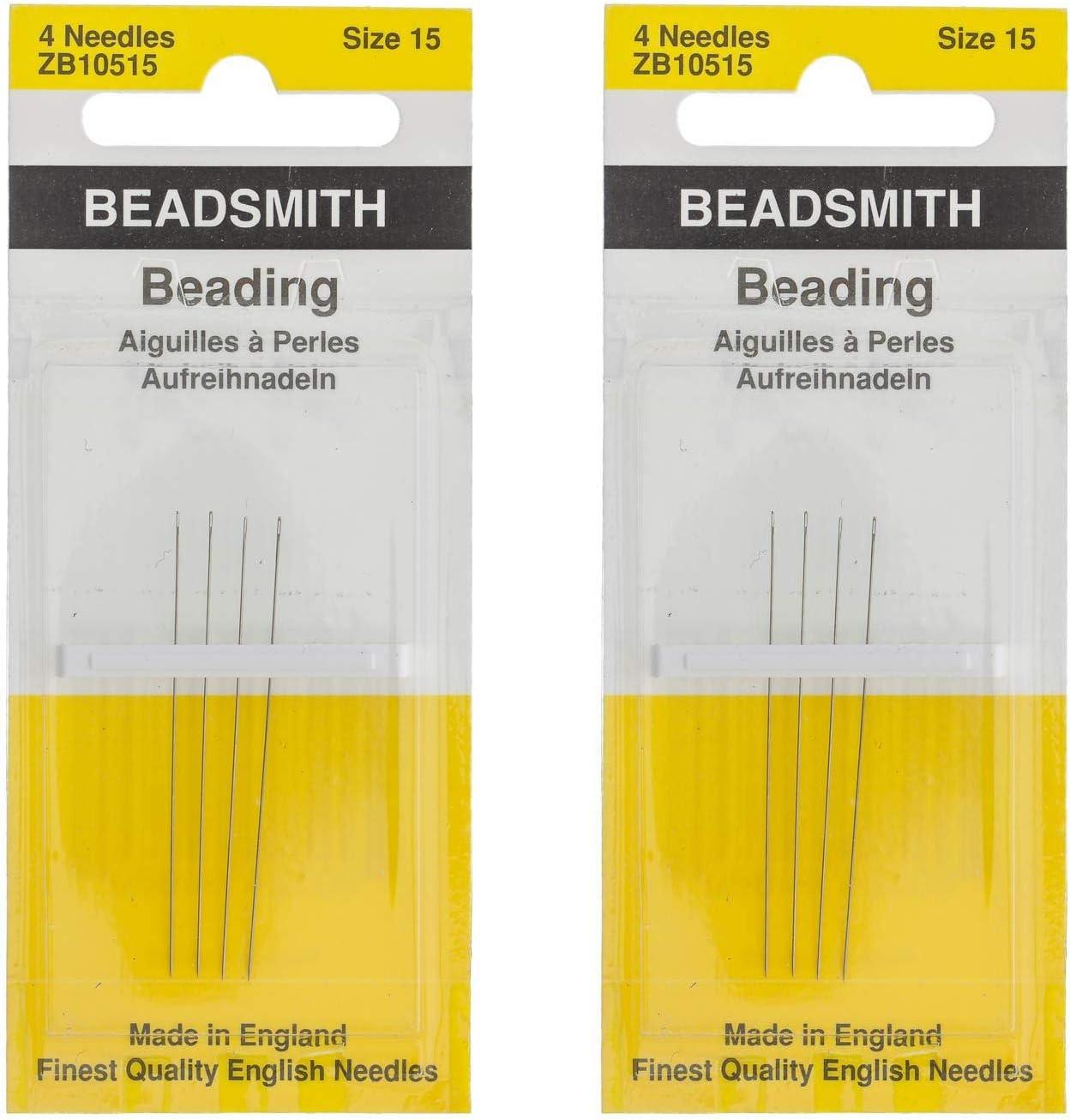 25pc BN15 #15 Needles Beading