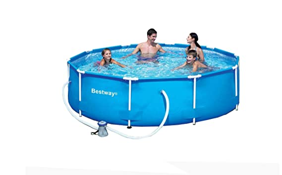 (Bestway) Steel Pro Frame Pool Set with Filter Pump (10 x 30)