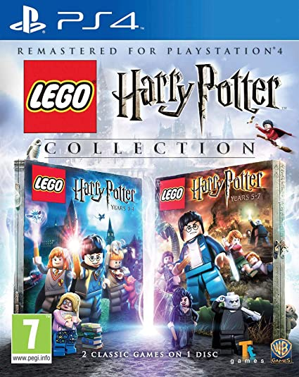Lego Harry Potter 1 7 Collection Ps4 Amazon Es Electronica