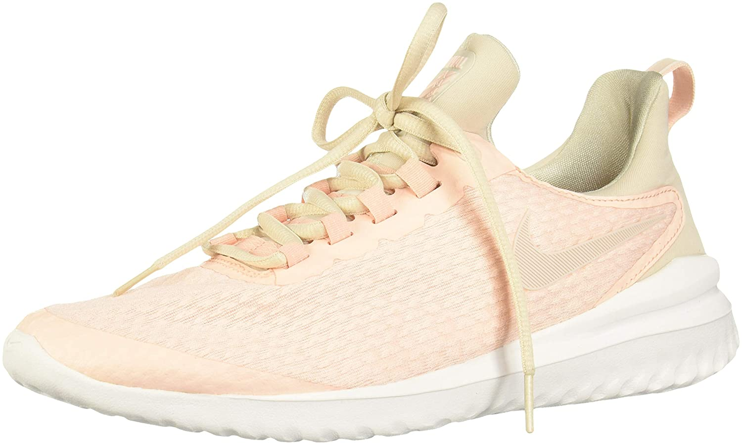 MultiCouleure (Washed Coral Lt Orewood Brn Summit blanc 601) Nike W Renew Rival, Chaussures de Running Compétition Femme 40.5 EU