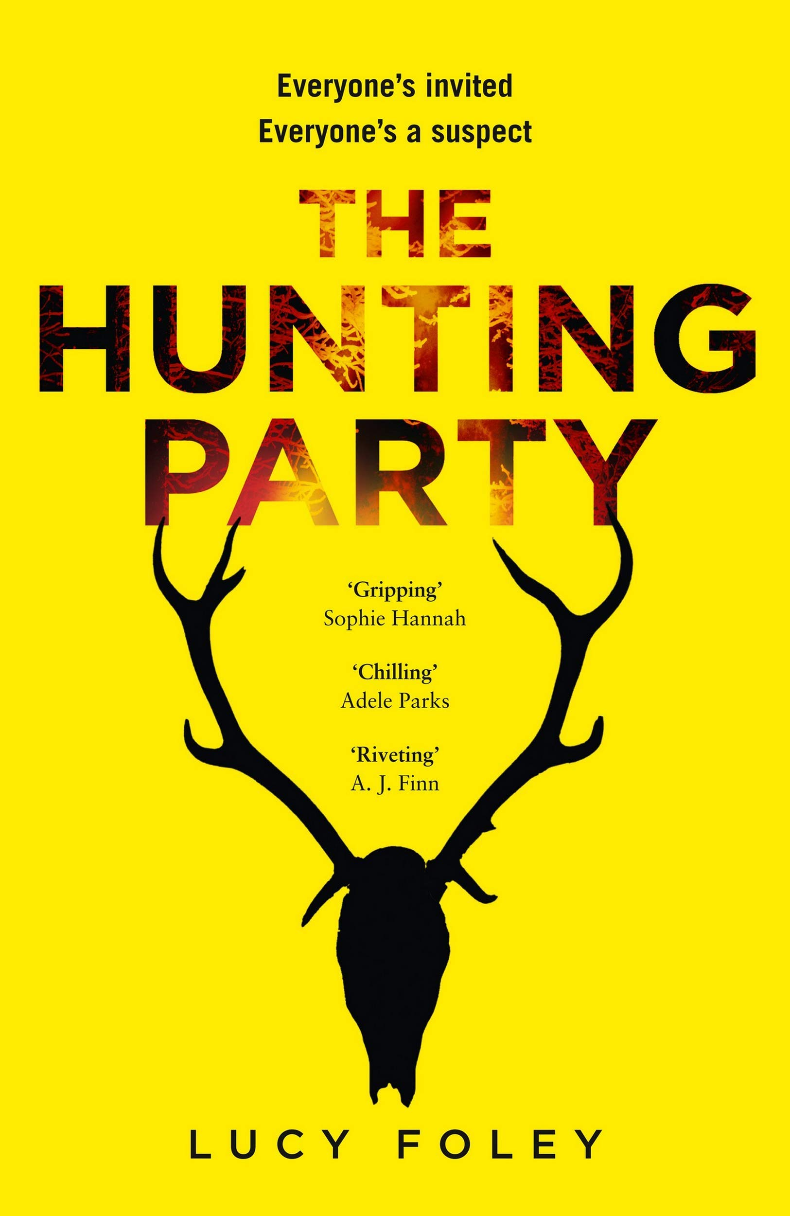 Buy The Hunting Party Book Online at Low Prices in India | The ...
