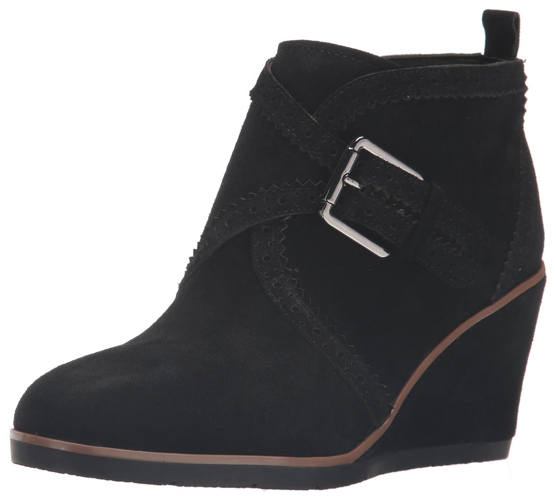 Franco Sarto Women's Arielle Ankle Bootie B01HPH52QW 9 B(M) US|Black