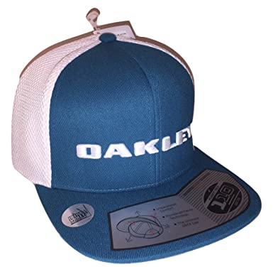 4771f8fa68d88d ... uk oakley heather flex fit tech 110 snapback cap hat in aurora blue  c6a23 e09c4
