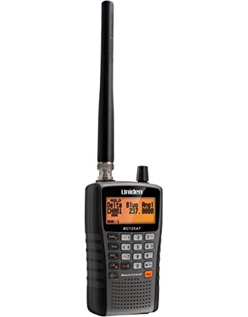 Radio Scanners | Amazon com