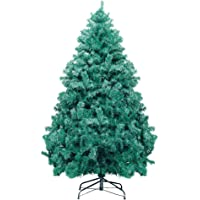 Árvore de Natal com Base Metálica, Santiago, 312 Hastes, 1.20m, Cromus