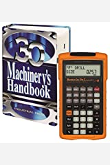 Machinery's Handbook,Toolbox & Calc Pro 2 Combo Hardcover