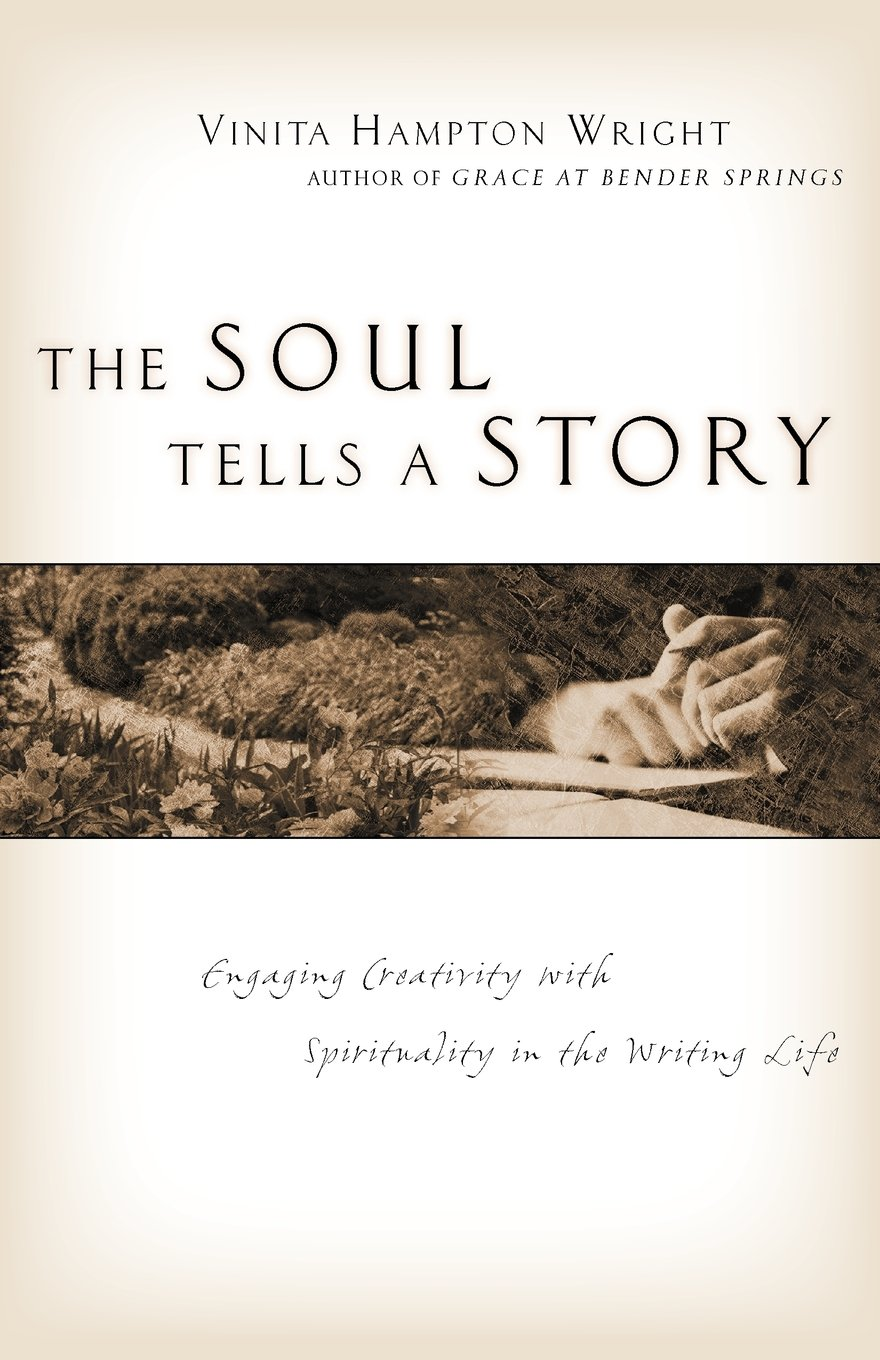 The Soul Tells a Story: Engaging Creativity with Spirituality in the Writing  Life: Vinita Hampton Wright: 9780830832316: Amazon.com: Books