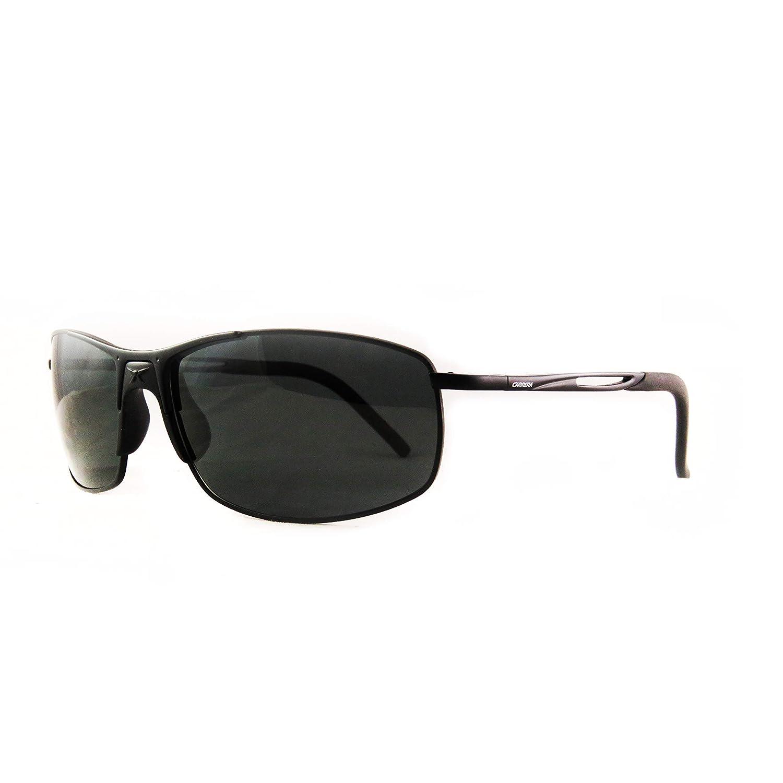 6df94e8e3a Amazon.com  Carrera Huron Sunglasses HURONS-091T-Y2-6015 - Matte Black  Frame