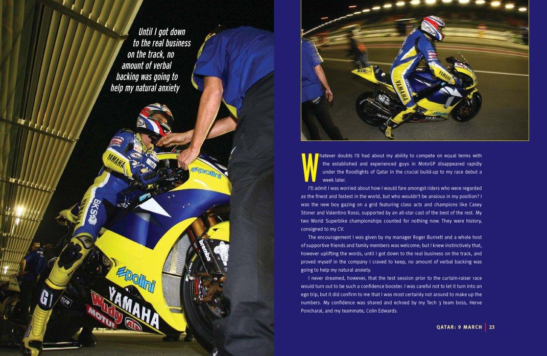 A Year in MotoGP: Amazon.es: James Toseland Racing Ltd ...