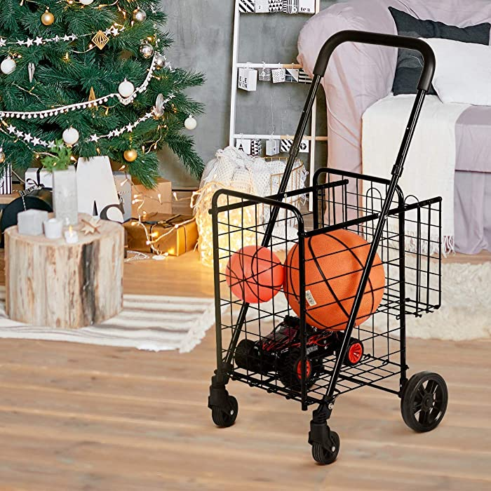 The Best Home Decorators Collection Stanton Deluxe Wrapping Cart